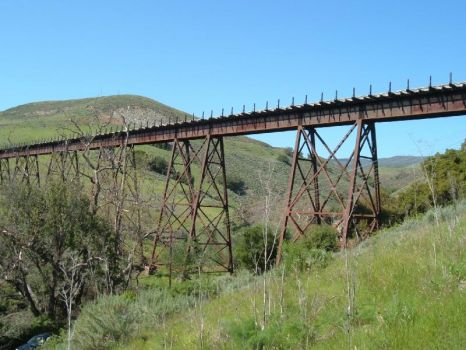 stenner creek trestle