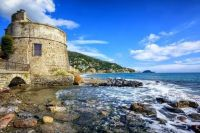Il Torrione - The Tower of Alassio - Alassio, Italy