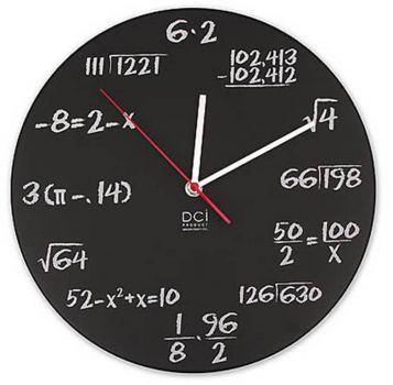THEME:Math Clock