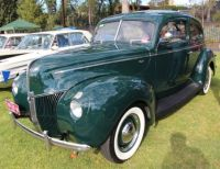 "Ford ""Model 01A"" - Standard Sloper Coupé - 1940"