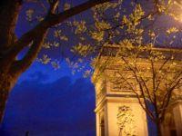 Visiting Paris, France