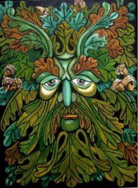 Oak tree you're in my way