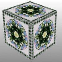 Kaleido - hortenzie v kostce...  Kaleido - hydrangea in a cube ...