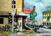 Spencer's Grill, Kirkwood, Missouri - David Tripp