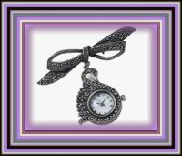 THEME - Clocks - Timepiece Broches from Rocks to Riches