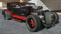 CGI Ford Hot Rod