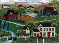 Cheryl Bartley - Old English Farm