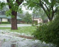 hailstorm May 10, 2013 in central texas
