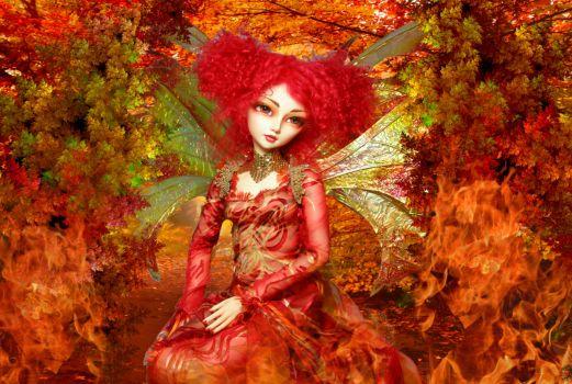осень сказочные картинки с листьями обратив внимания