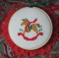 Rocking Horse #8544