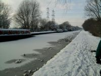 Chesterfield Canal at West Stockwith
