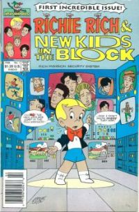 Richie Rich and NKOTB
