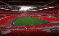 Wembley Stadium London UK - L