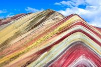 """""""Rainbow Mountains"""", Peruvian Andes"""