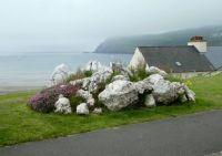 Seaside mist, Isle of Man