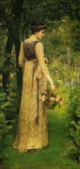 Delphinia, Mary E. Harding