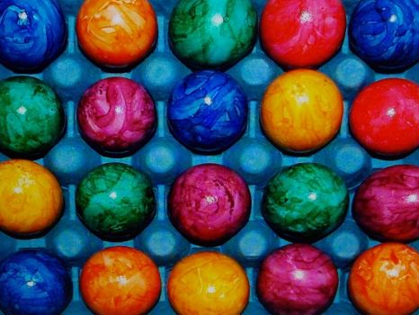 colored balls!!!