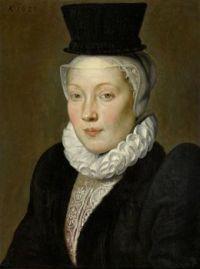 1621 Susanne Blauner Bartholomäus Sarburgh