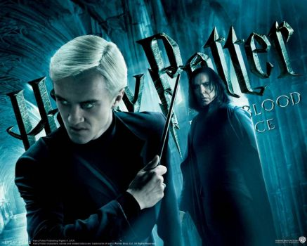 snape and draco