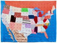 US Fabric Map