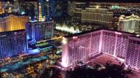 Night View of Las Vegas From The High Roller At The Linq