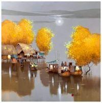 Autumn Moon ~ Dang Van Can (Vietnam)