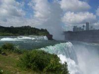 Niagra Falls American side