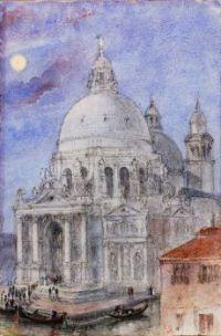 Santa Maria Della Salute, Venice, Cass Gilbert, 1933