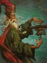 Rincewind the Wizard