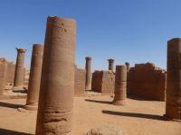 Amun Temple Sudan