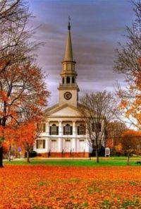 First Congregational Church, Litchfield, CT