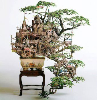 BONSAI TREE BY TAKANORI AIBA