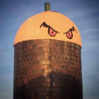 Great Pumpkin Silo
