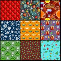 Christmas patterns 9