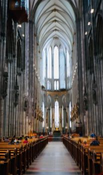 Interior Cologne Cathedral