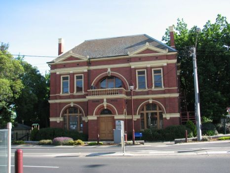 Old Court Hose- Warragul  -Oz