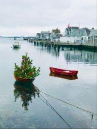Tis the season in Nantucket