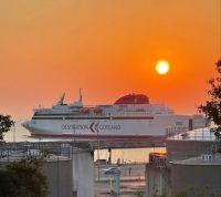 Ferry naar Gotland Zweden