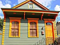 Bright and Colorful Bywater Home in New Orleans