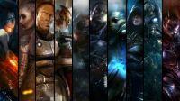 Mass Effect 2 Squad