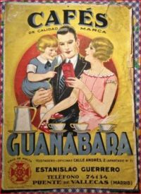 Themes Vintage ads - Guanabara Coffee