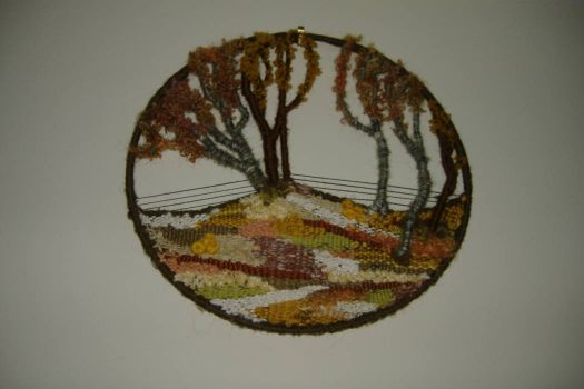 Tapestry Picture - Open Copse