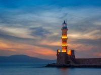 Chania Lighthouse Greece