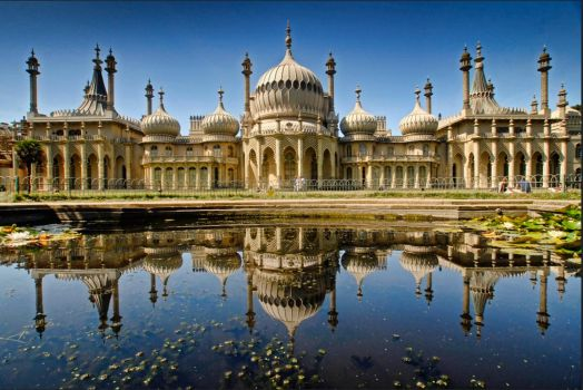Royal Pavillion. Brighton.