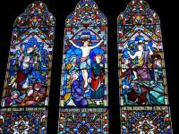 Art  Stained Glass  Religous