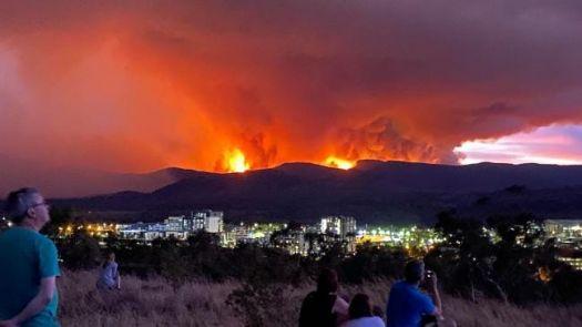 Canberra Bush Fires