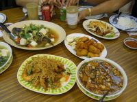 Local chinese food