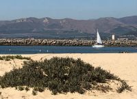 Ventura Harbor_Sailboat