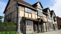 Shakespeare's Birthplace, Henley Street, Stratford-upon-Avon, Warwickshire, England, UK