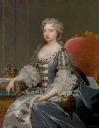 Michael Dahl Caroline of Ansbach circa 1730